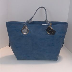 bebe Bags - NWT! Bebe 2 in 1 Tote with Removable Inner Bag